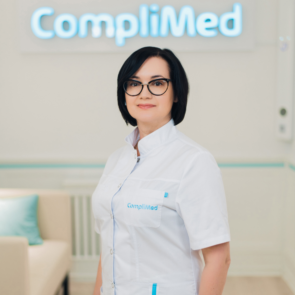 Степанова Алла - Complimed