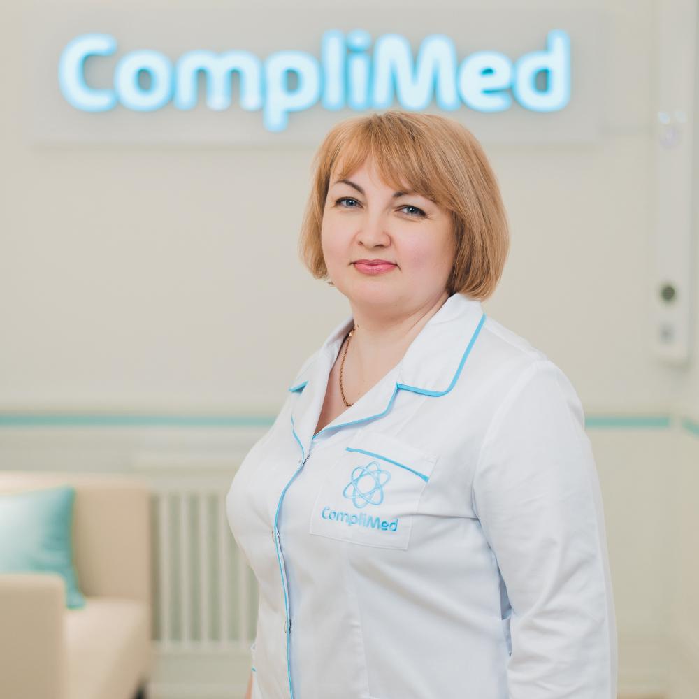 Столяр Инна Николаевна - Complimed