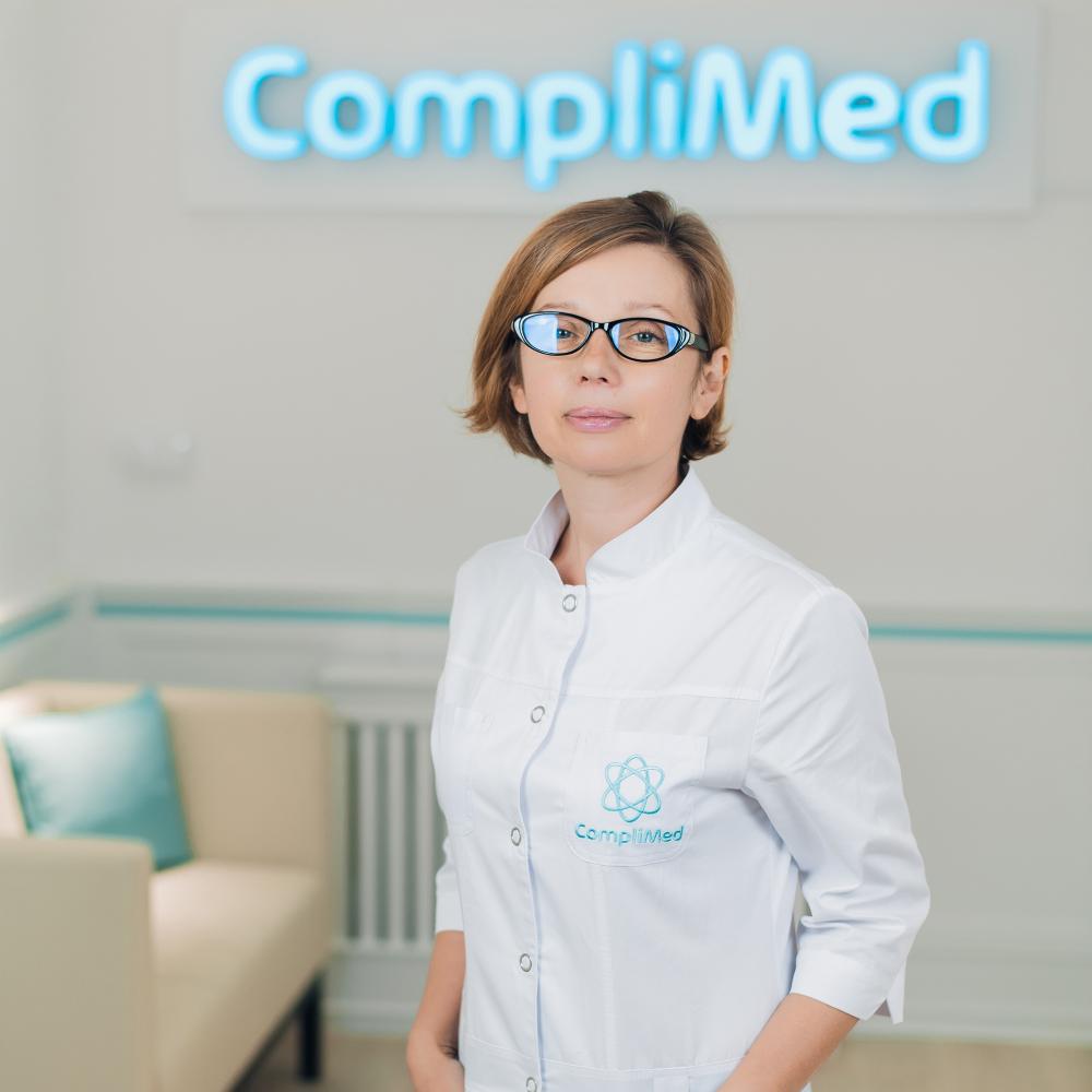 Жилинская Анна Владимировна - Complimed